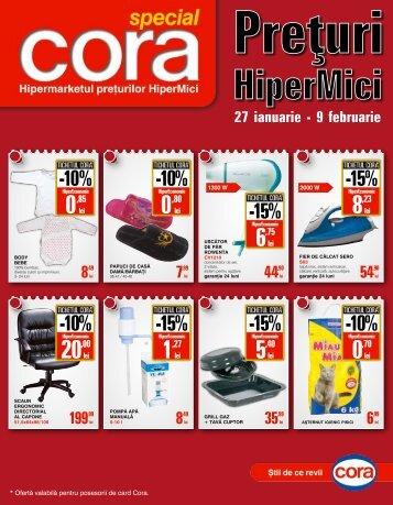 Catalog CORA valabil 27 ianuarie-9 februarie-1.pdf - TotulRedus.ro