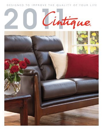 DESIGNED TO IMPROVE THE QUALITY OF YOUR LIFE - Cintique