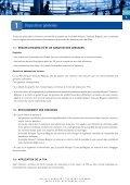 Tarifs des redevances extra-aéronautiques applicables au 1er ... - Page 5