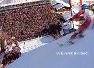 We are skiing. - Scandinavian Outdoor Store.com