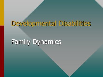 Family Systems