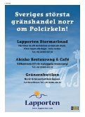 Premiär för ICA Kvantum i Kiruna, sid 9 • Tävla och vinn biljetter till - Page 6