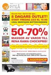 PITEÅ-ÄLVSBYN ANNONSBLADvecka 8, torsdag 21 februari 2013 ...