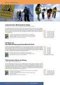 Tourenprogramm 2009 - Hindelanger Bergführerbüro - Seite 6