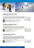 Tourenprogramm 2010 - Hindelanger Bergführerbüro - Seite 6