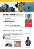 Tourenprogramm 2010 - Hindelanger Bergführerbüro - Seite 7