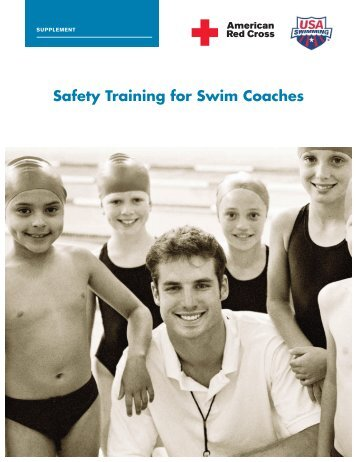 Safety For Swimming Coaches (STFSC) Manual