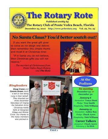 Rote 122310.pdf - Ponte Vedra Beach Rotary Club