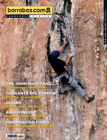 the john muir trail garganta del verdon oisans angi+ ... - Senderoxtrem