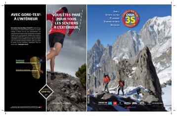 Chamonix Mont-Blanc - Cham3S