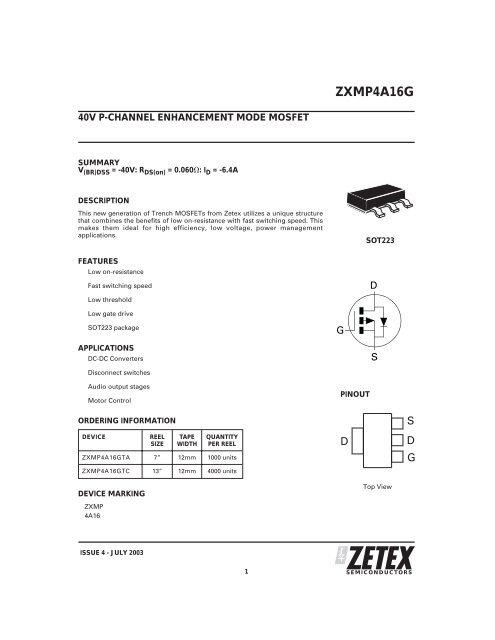 SGL1-40 SMD 40V 1A DO213AA Diotec semiconductor 16X Diodo Schottky rectificando