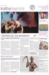 Berner Kulturagenda 2014 N°38