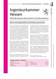 Juni 2006 - Ingenieurkammer Hessen