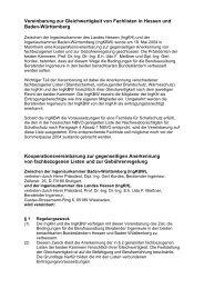 Kooperationsvereinbarung - Ingenieurkammer Hessen