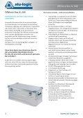 Aluminium Kisten für die Offshore Industrie - Seite 3