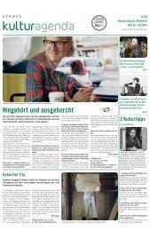 Berner Kulturagenda 2014 N°39