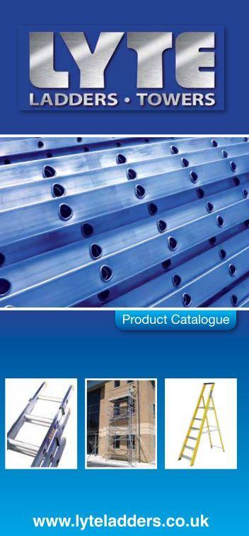 Lyte product brochure - Lyte Ladders