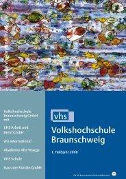 Volkshochschule Braunschweig GmbH - Deutsches Institut für ...