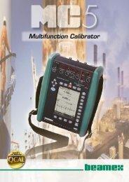 Multifunction Calibrator - Tech-Rentals