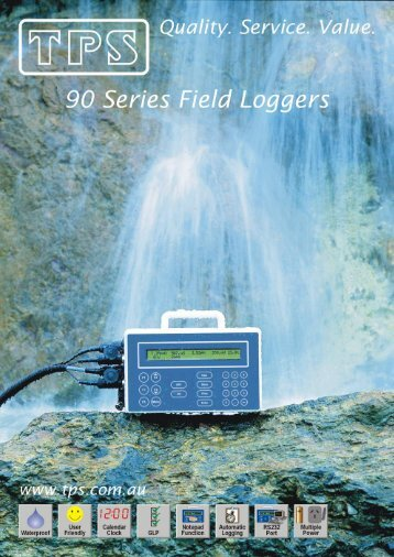 90 Series Specifications - Tech-Rentals