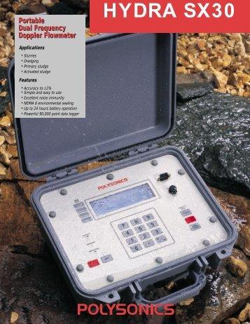HYDRA SX30 - Tech-Rentals
