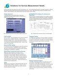 MT9083 Series MT9083A/B/C ACCESS Master - Ross Fiber Optic ... - Page 7
