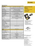 The Fluke 576 Photographic Non-contact Thermometer - DigiKey - Page 4