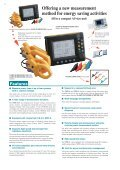 CLAMP ON POWER HiTESTER 3169-20, 3169-21 - Page 2