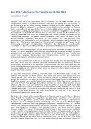 Zum 100. Todestag von Dr. Tourette (pdf) - Tourette-Gesellschaft ...