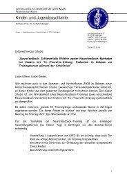 Info Tourette 08 - Tourette-Gesellschaft Deutschland