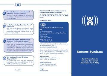 15 Fragen und Antworten zum Tourette-Syndrom