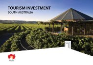 Tourism Investment - South Australian Tourism Commission - SA ...