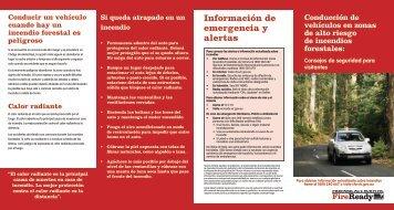 Información de emergencia y alertas - Tourism Victoria