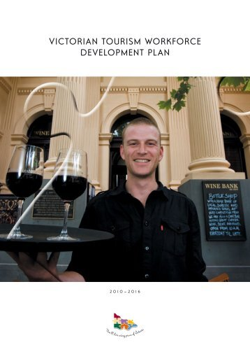 victorian tourism workforce development plan - Tourism Victoria