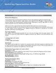 MARKETING OPPORTUNITIES GUIDE - Tourism Victoria - Page 6