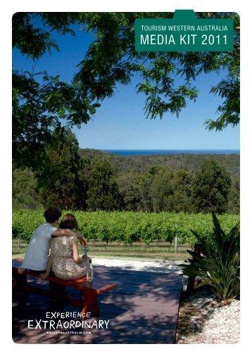 media kit 2011 - Tourism Western Australia - The Western Australian ...