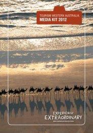 MEDIA KIT 2012 - Tourism Western Australia