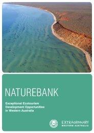 Naturebank Program 2011 [pdf ] - Tourism Western Australia
