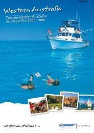 TourismWA - Strategic Plan web.indd - Tourism Western Australia ...