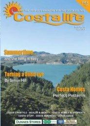 C O S T A L I F E I S S U E N o 3 8 - Tourismbrochures.net