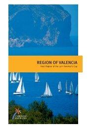 REGION OF VALENCIA - Tourismbrochures.net
