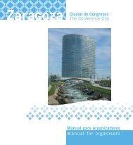 Manual para organizadores Manual for organisers