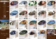 Carte touristique - Pays du Buëch