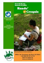 Rando' Croquis - Tourisme en Lorraine