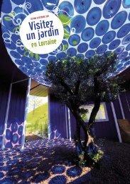 visitez un jardin - Tourisme en Lorraine
