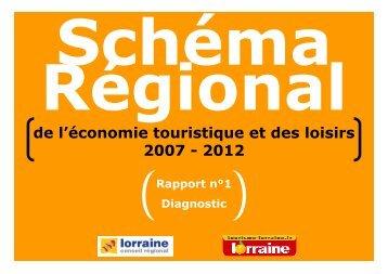 Diagnostic [PDF, 17Mo] - Tourisme en Lorraine