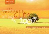 2007 PDF - Tourisme en Lorraine