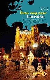 Een luxe citadel in hartje Metz - Tourisme en Lorraine