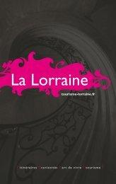 or Lorraine…! - Tourisme en Lorraine