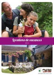 Location Dordogne Télécharger - Offices de tourisme de la vallée de ...